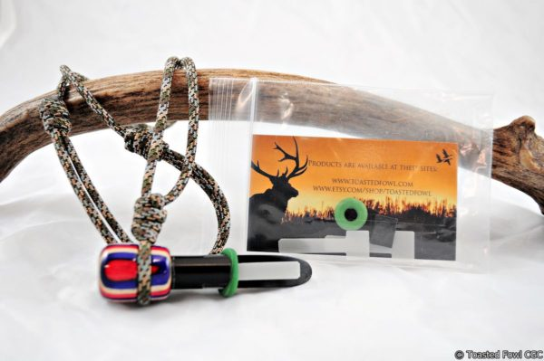 Short Shot Elk Call - SP-Americana-Hand-Set