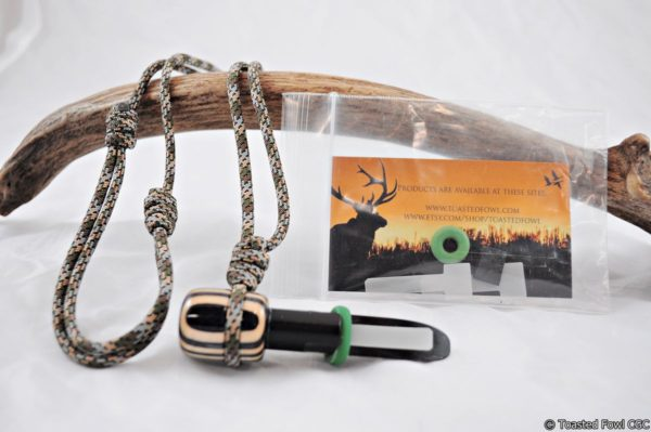 Short Shot Elk Call - SP-Crossbones-Set
