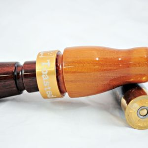 Straight Shot Mallard Call - Hedge & Asian Ebony
