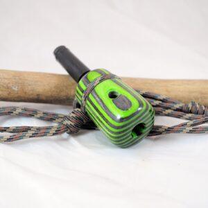 Elixir - SP-Green Hornet Lanyard