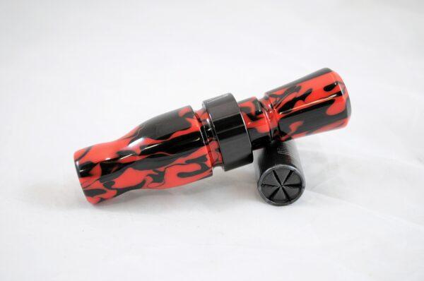 SNS-042 Tech Pride-Black Exhaust Right