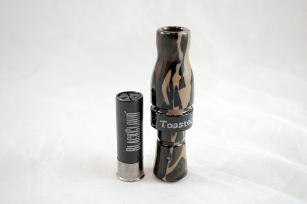 SNS-044 Woodland Camo-Black Upright