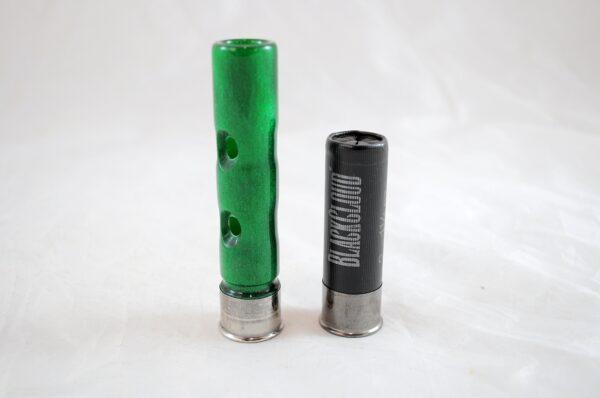Green Pearl - Nickel Holes
