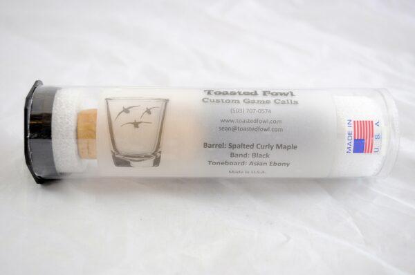 WSSM-0074 SCM-Black-Asian Ebony Tube