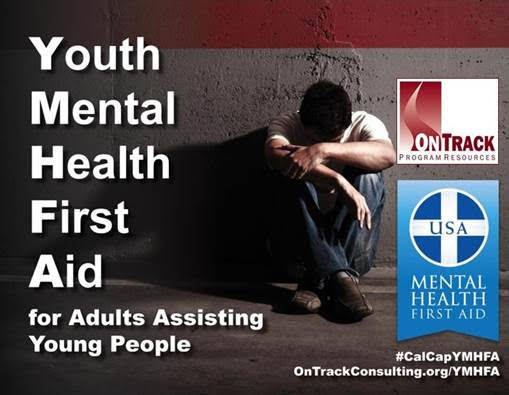 Mental Health First Aid (MHFA), Youth Mental Health First Aid (YMHFA)