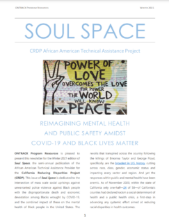 SOUL SPACE Police and Health