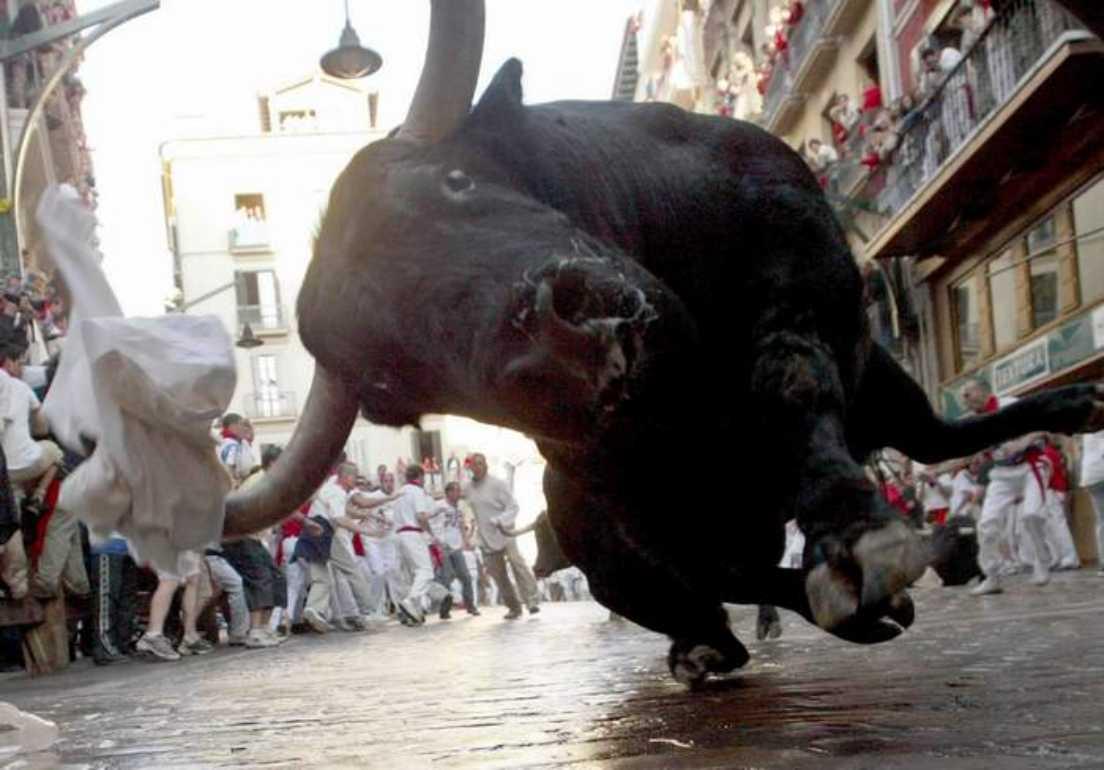 Episode 14 – The Bulls Of Pamplona