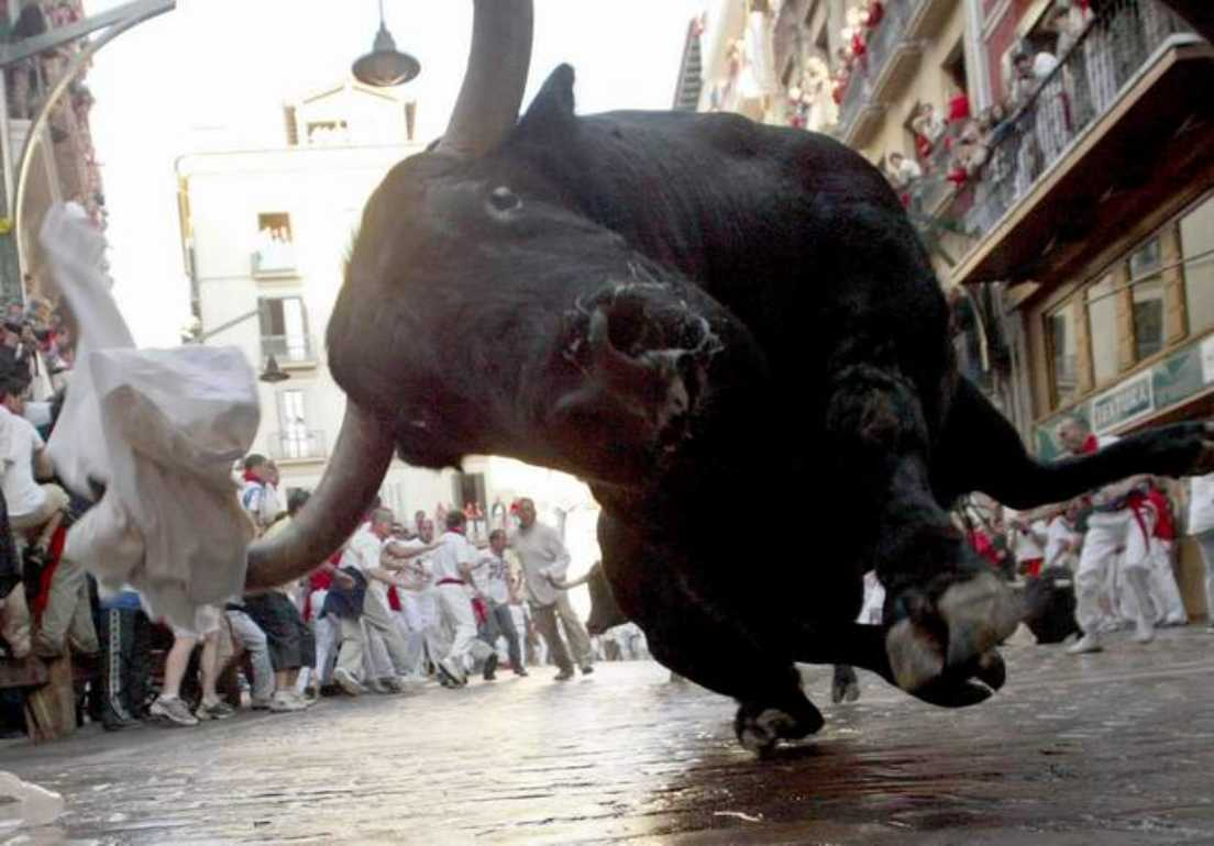 Episode 14 – The Bulls Of Pamplona