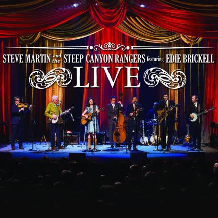 GET THIS NOW: Steve Martin, Edie Brickell and Steep Canyon Concert DVD