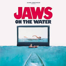 "Don't Go In The Water! Unless It's To Watch ""Jaws"" At Texas Ski Ranch"