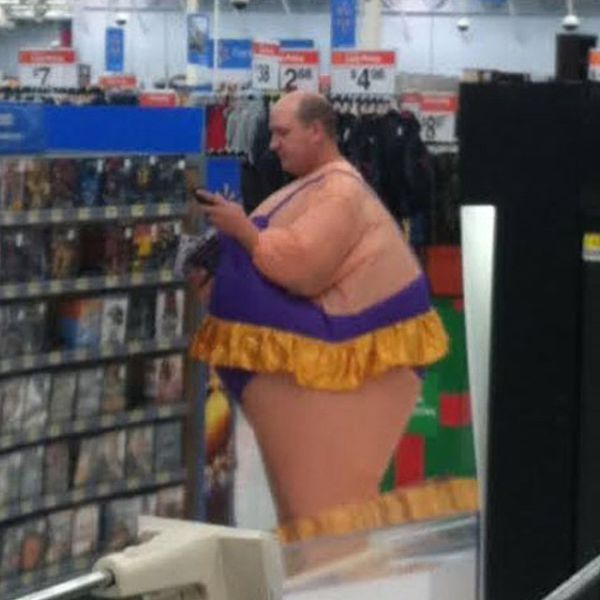 Welcome to Wal-Mart!