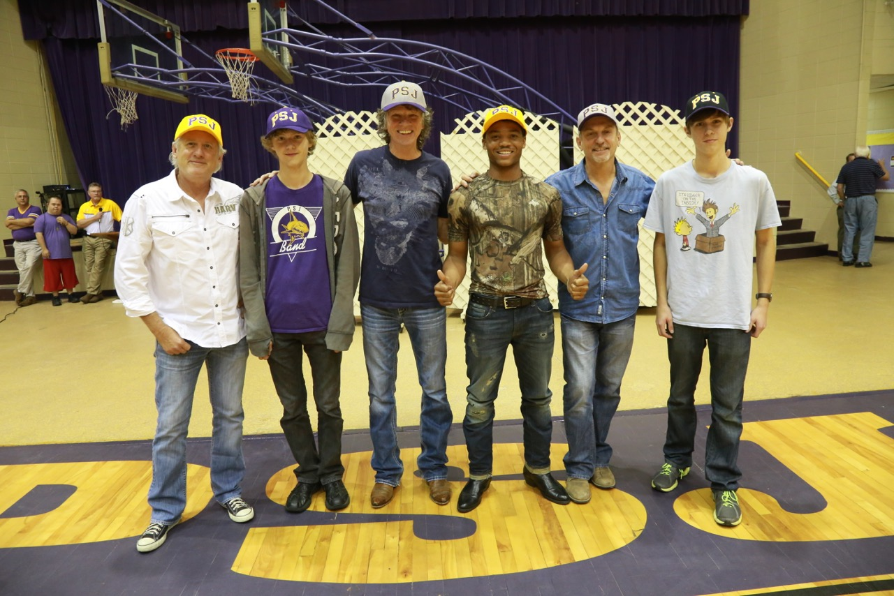 Redneck Yacht Club Goes to Port St. Joe High School