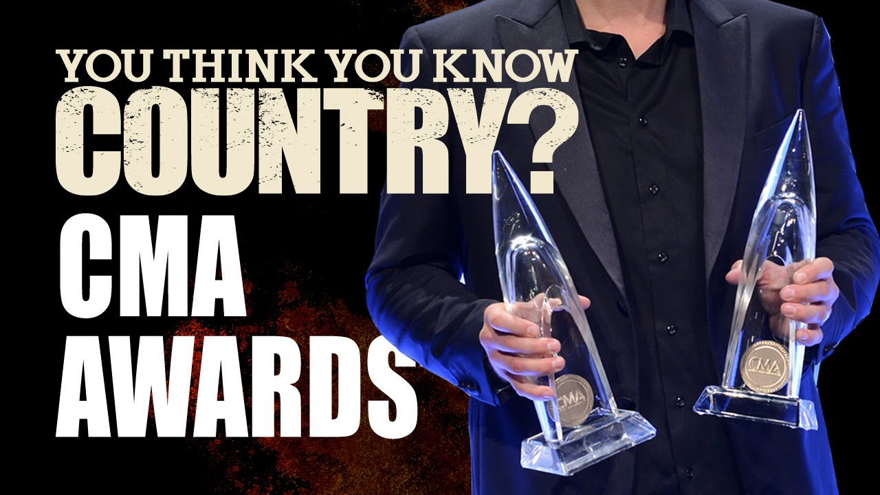Think You Know Country? Crazy CMA Award Facts [Video]