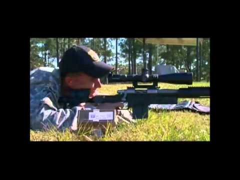 WWII Veteran Sniper Makes a Shot That Will Leave You Speechless