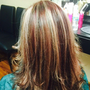 timeless salon color