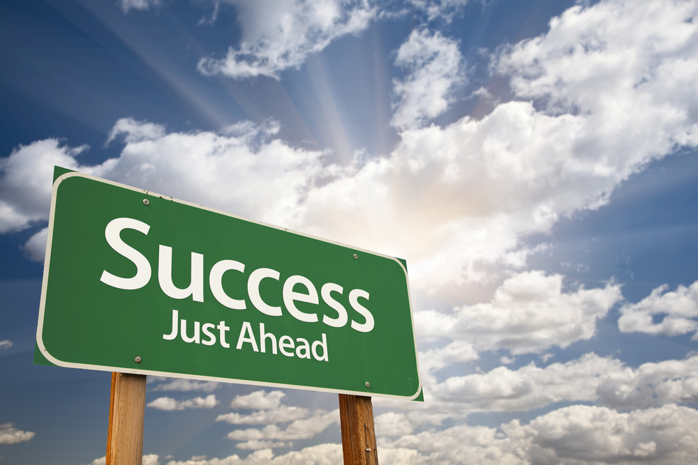The Mathematical Equation for Success