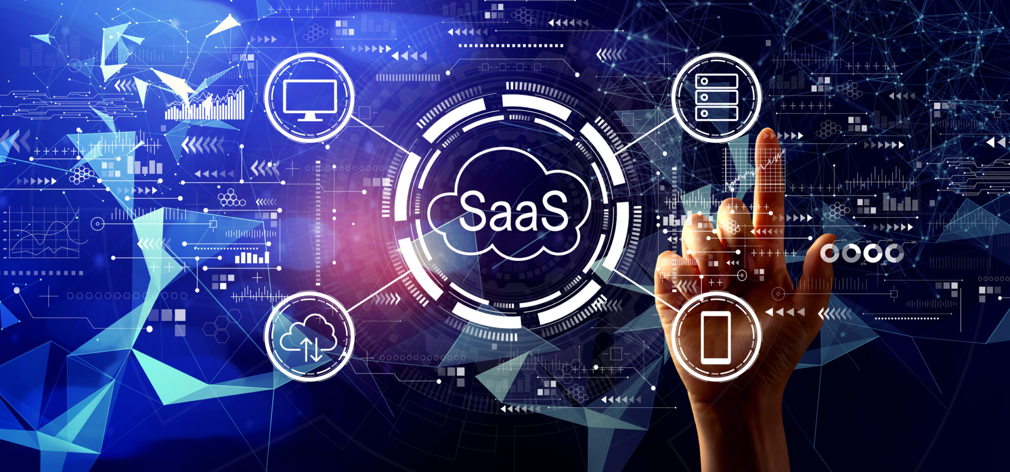 SaaS - Fintech Software as a service