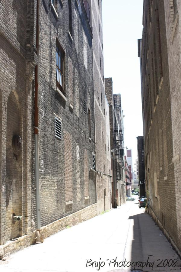 milwuakee alley
