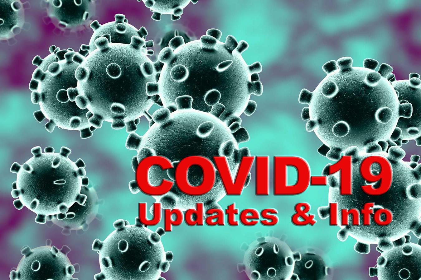 COVID-19 Update Informaton