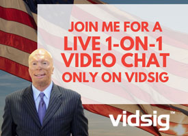 Join Jason for a Video Chat