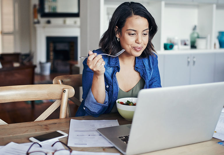 Your Spine Health While Working From Home