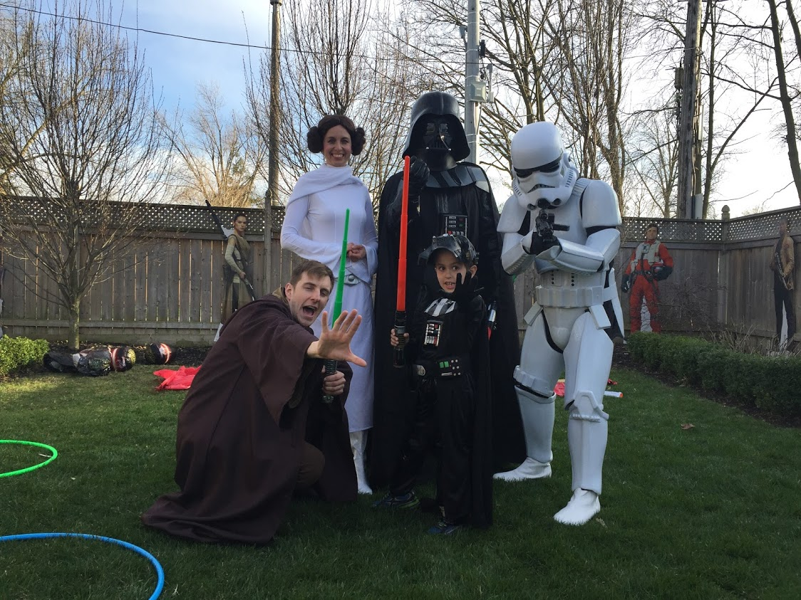 Ultimate Star Wars Birthday Party – Life s My Party