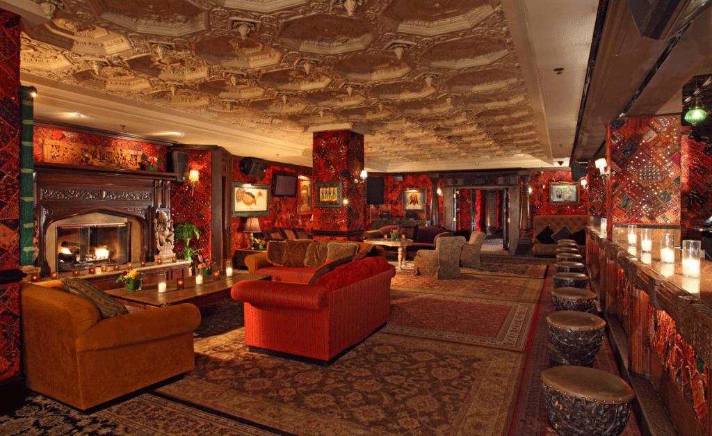 foundation room lounge