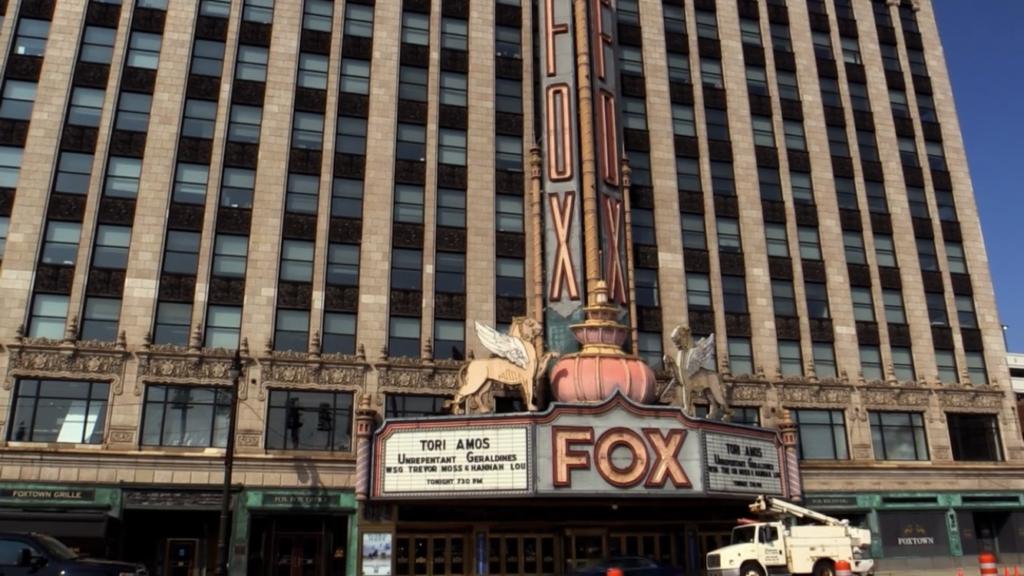 The Fox in Detroit