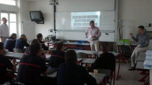 Dr. Renaud Vidal, ICS & HRO Training, Bastia, Corsica