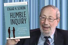 Humble Inquiry by Edgar Schein