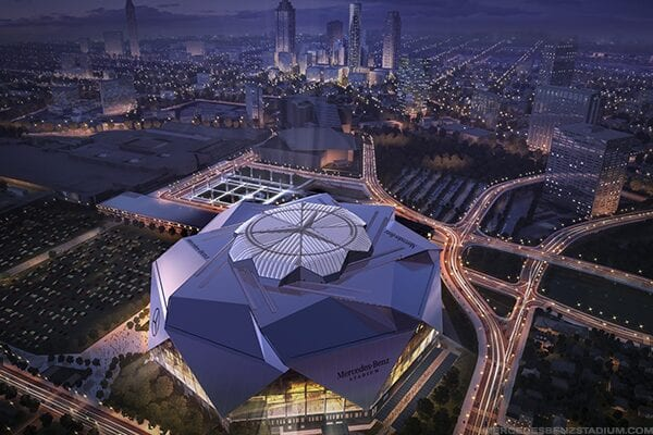 Do New NFL Stadiums Affect Residential Real Estate?