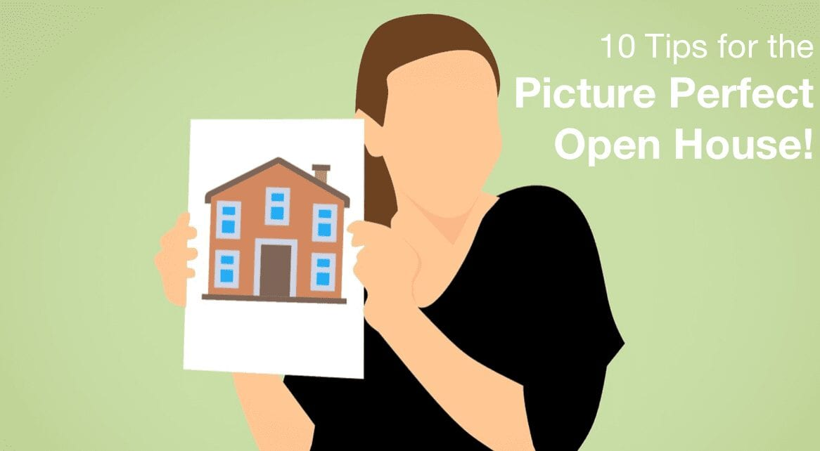 10 Tips For The Ideal Open House