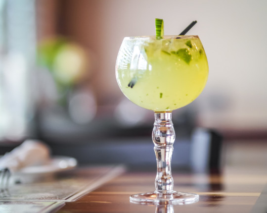 Mixteca World Class Margaritas