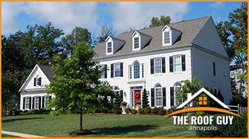 Roof Replacement In Annapolis Maryland