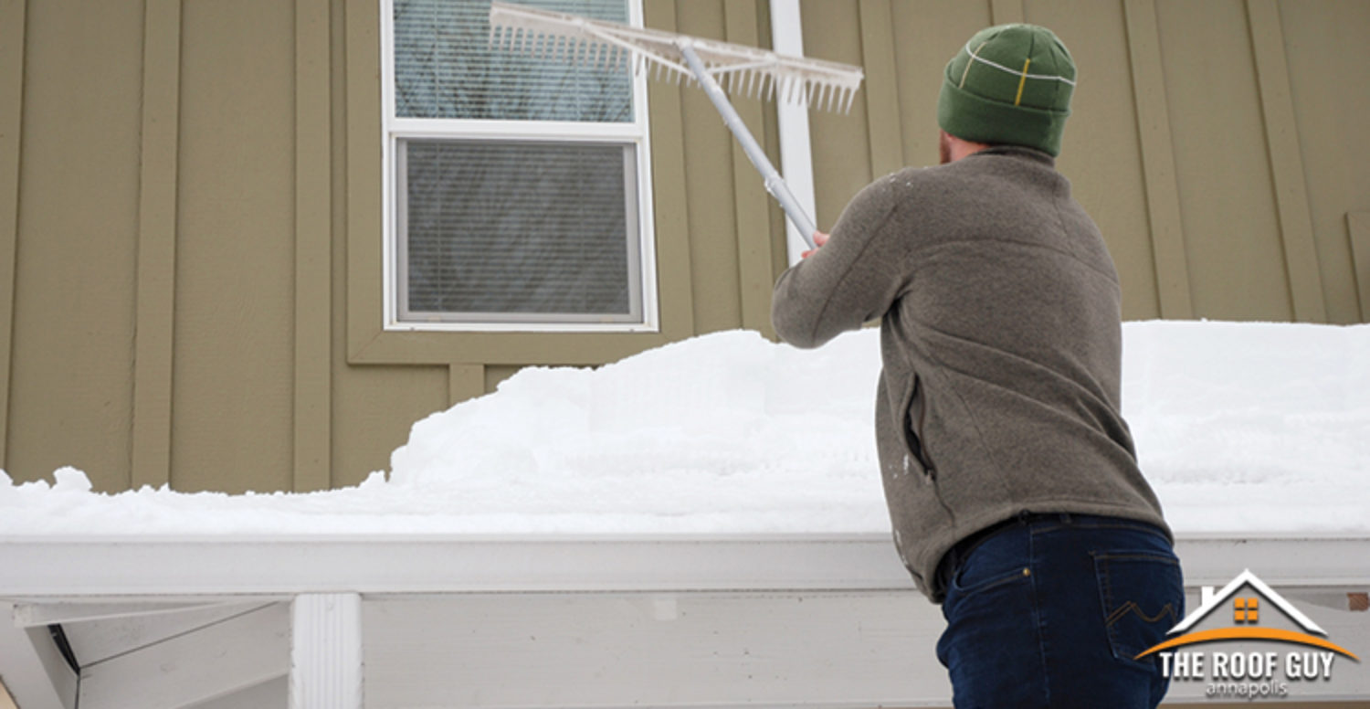 Should You Worry About Roof Snow Removal?