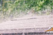 rain roof issues