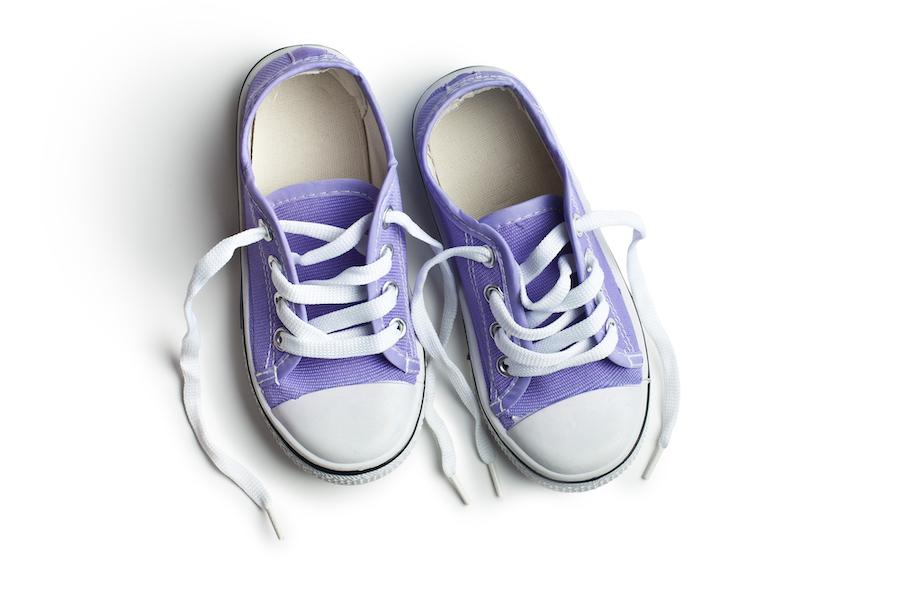 Wear purple