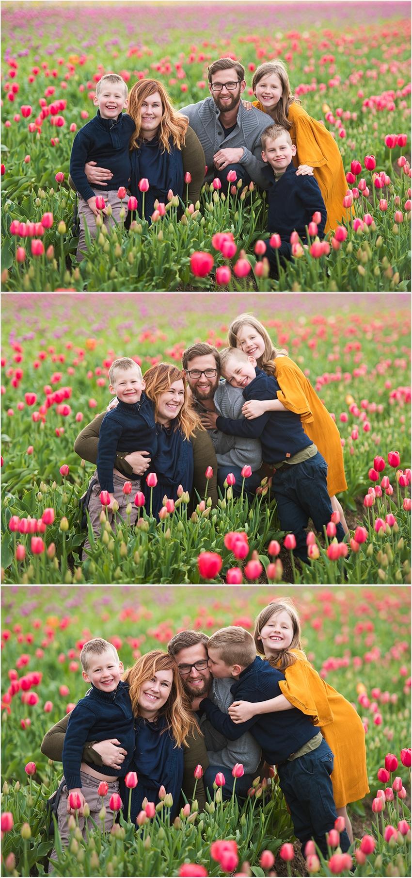 Abbotsford Photographer Family Children Tulip Farm Sunset The G Family 2016 001 (Side 1)