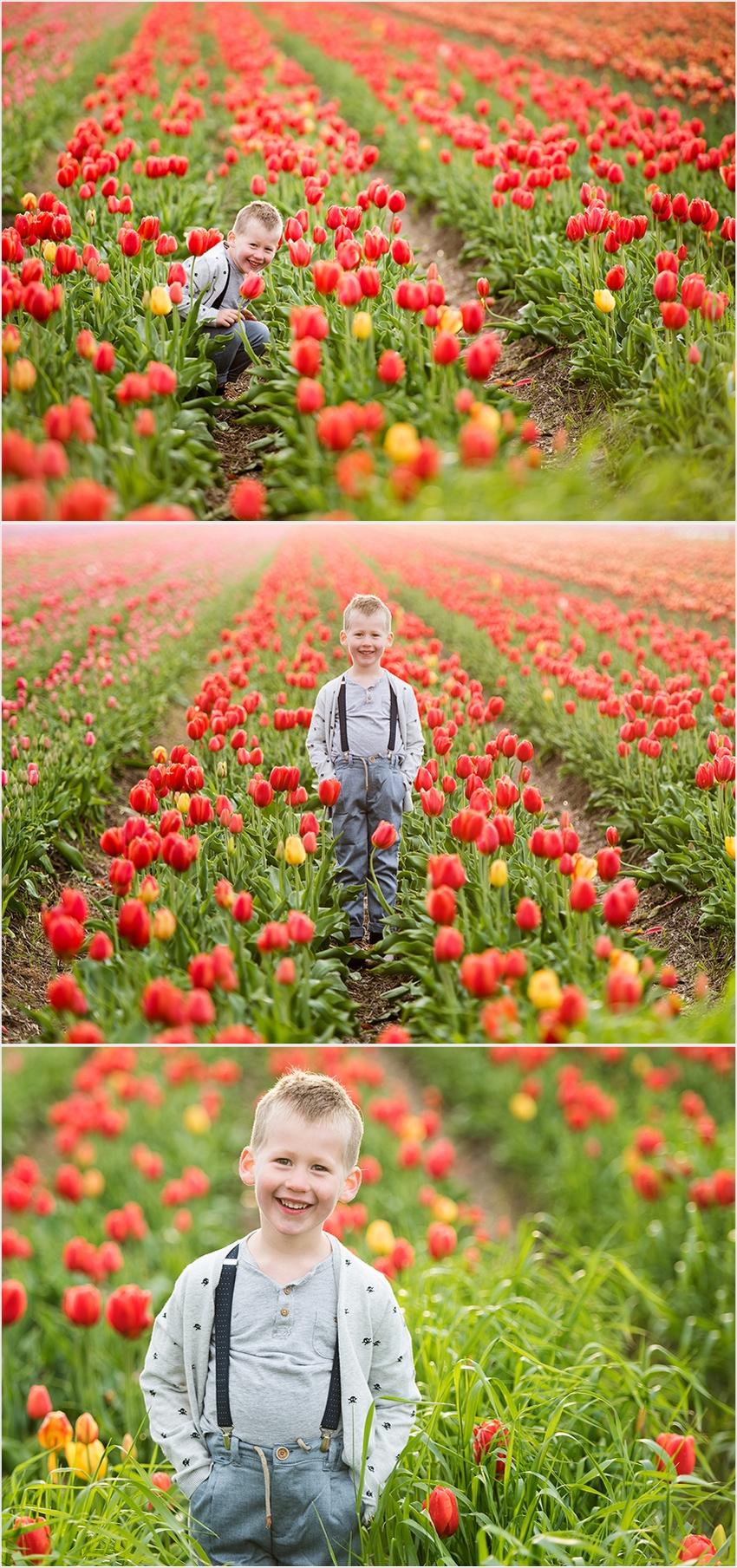 Abbotsford Photographer Family Children Tulip Farm Sunset 002 (Side 2)