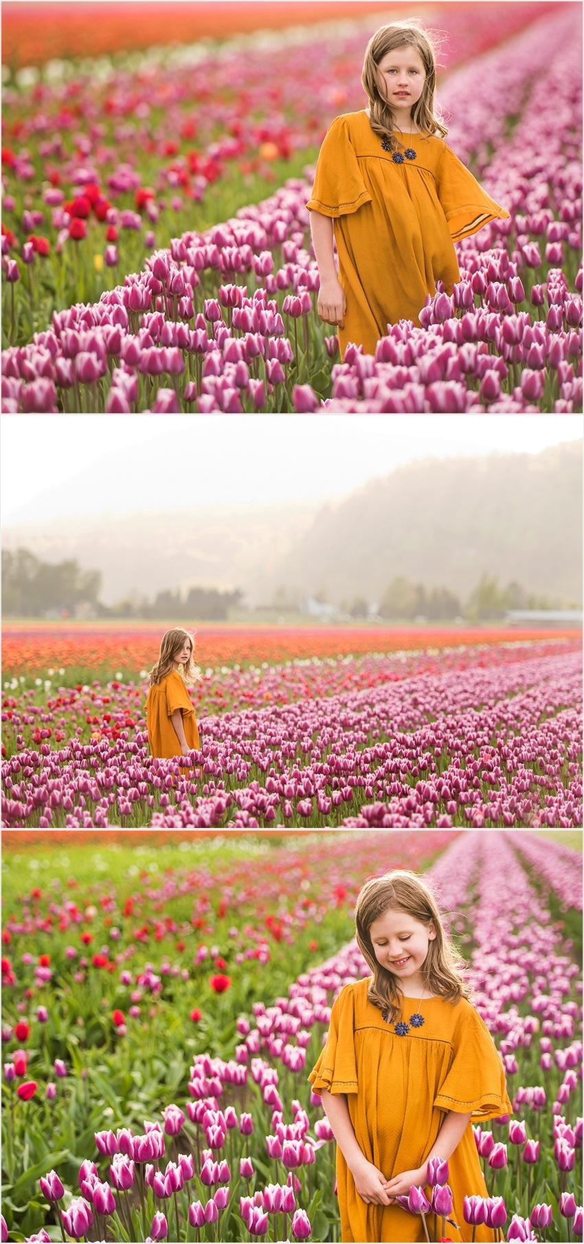Abbotsford Photographer Family Children Tulip Farm Sunset 004 (Side 4)