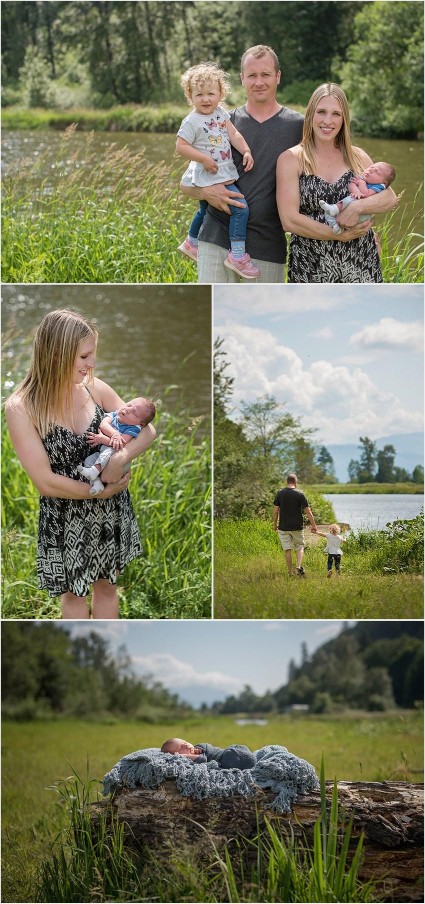 Baby Derrick Abbotsford Outdoor Newborn Photographer 002 (Side 2)