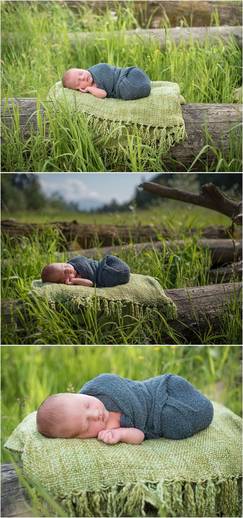 Baby Derrick Abbotsford Outdoor Newborn Photographer 005 (Side 5)