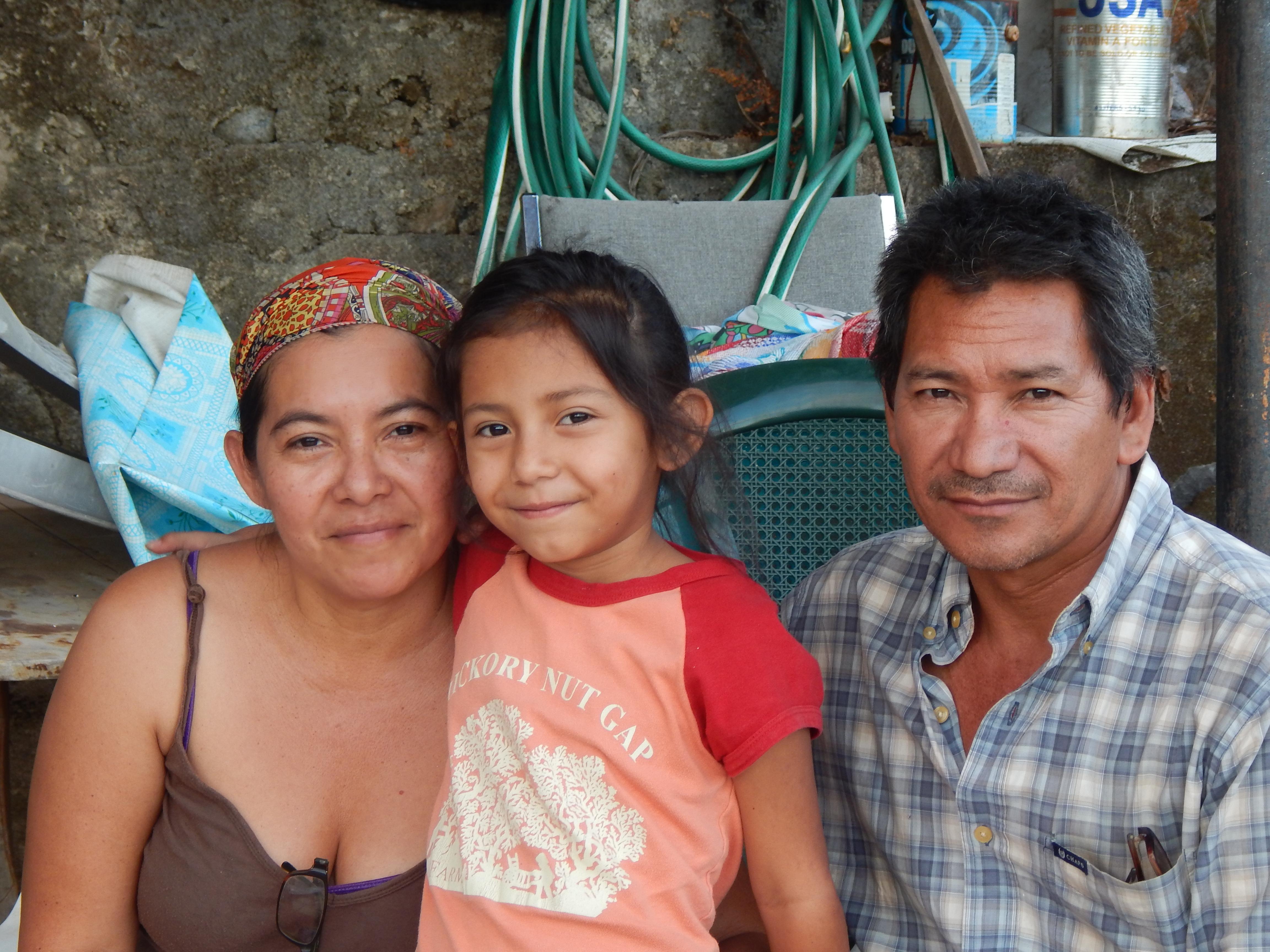 Emely & family