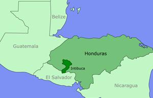 honduras_map