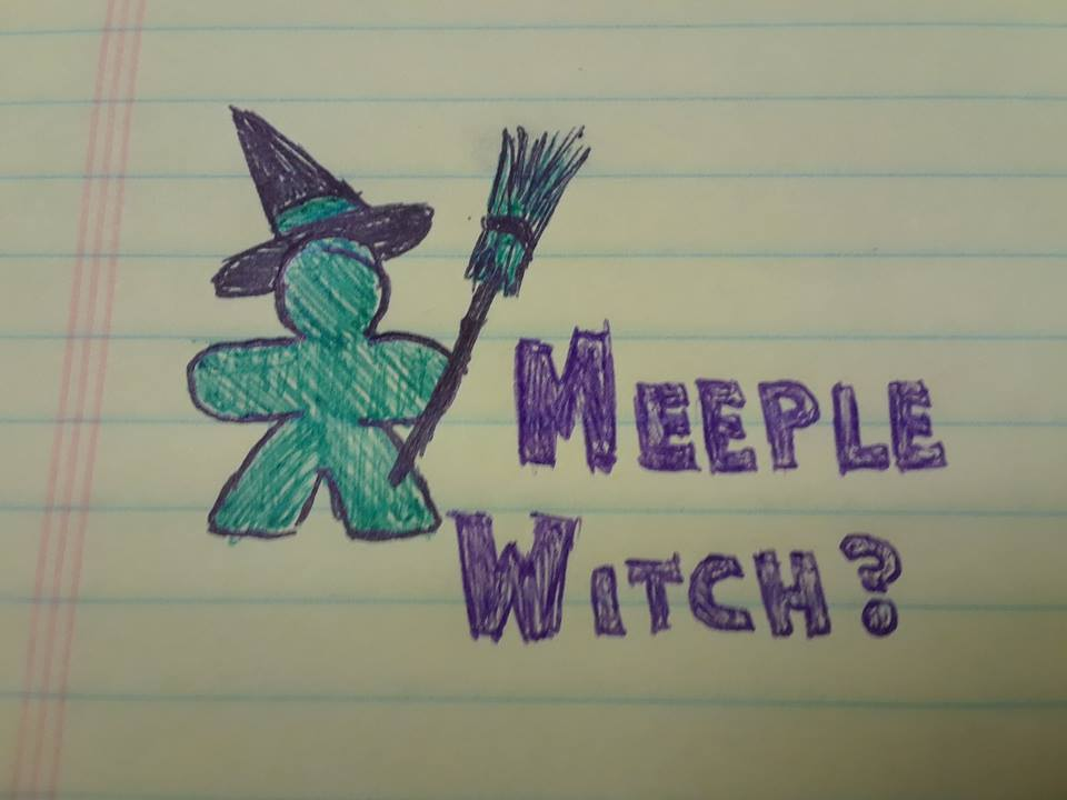 Meeple Witch