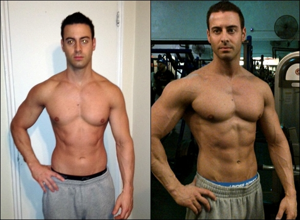 6-week transformation
