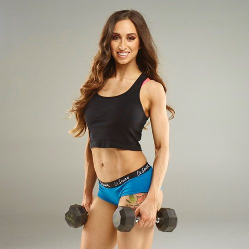 Courtney Tidona