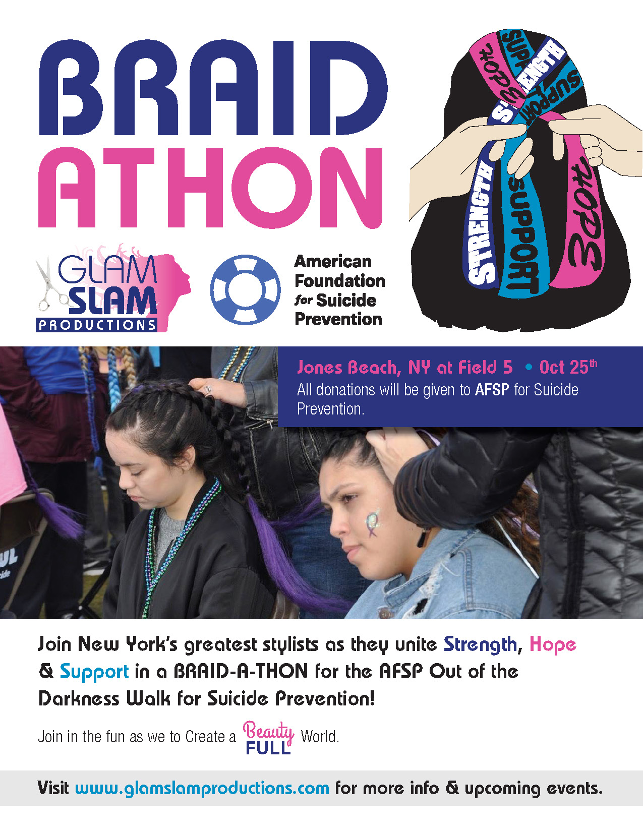 Braidathon Flyer