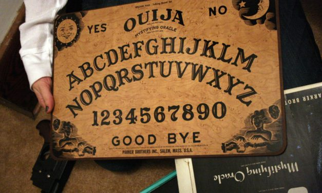 Ouija Board Researchers Stunned by Revelation