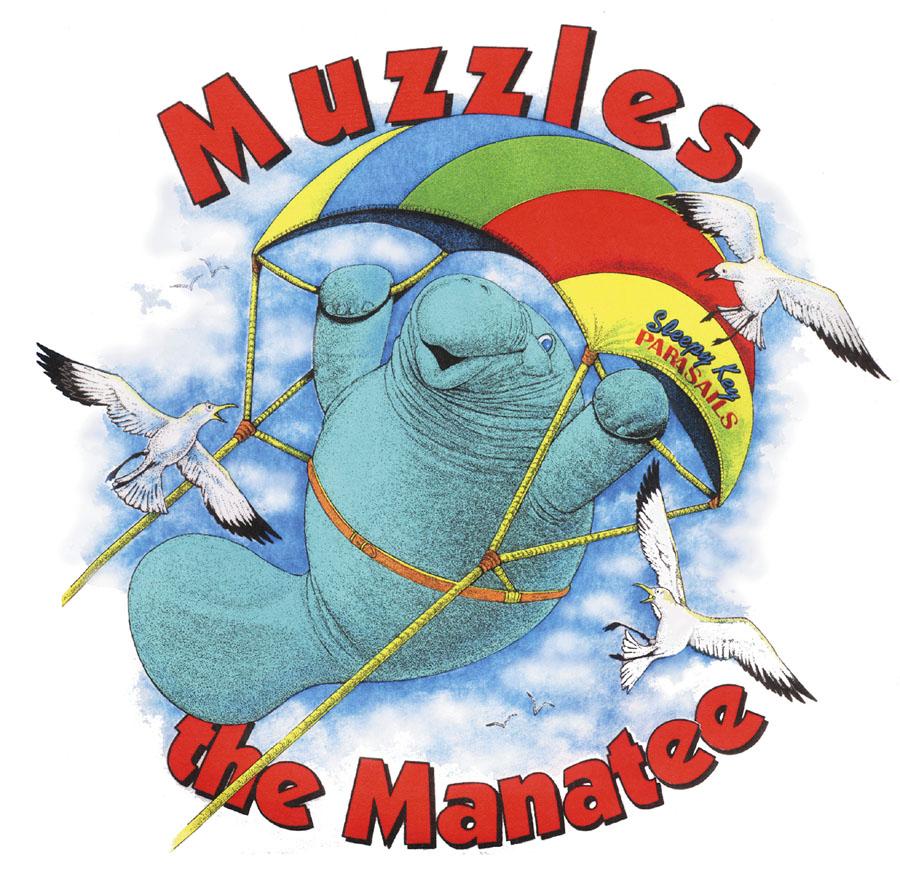 Muzzles parasail